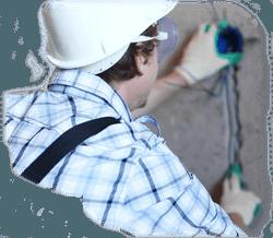 Монтаж электрики в Кургане