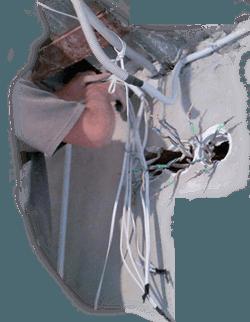Ремонт электрики в Кургане